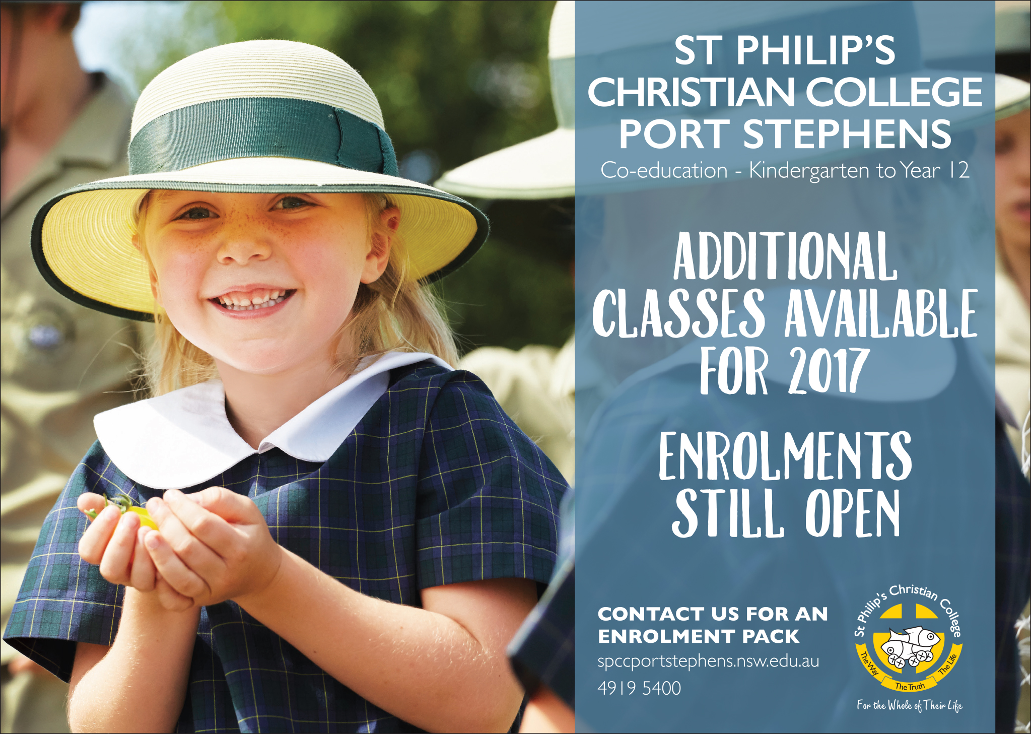 St Philips Christian College