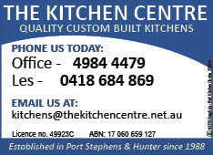 The Kitchen Centre – Port Stephens