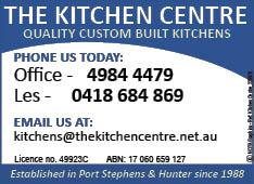 The Kitchen Centre – Port Stephens