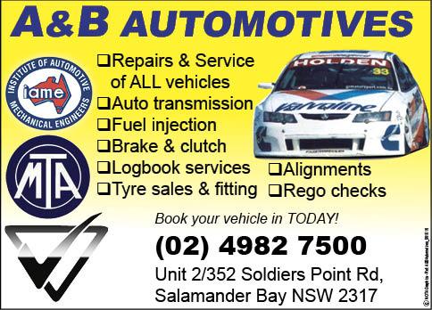 A & B Automotive