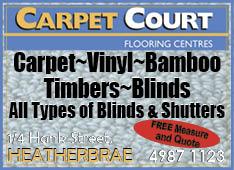 Raymond Terrace Carpet Centre Pty Ltd