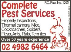 Complete Pest Services