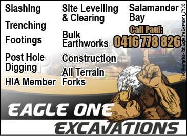 Eagle One Excavations