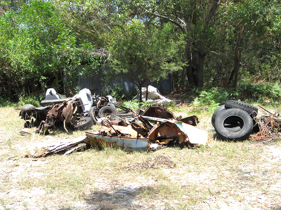 Illegal dumping costs $3M each year.