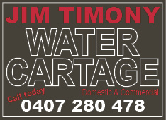 Jim Timony Water Cartage