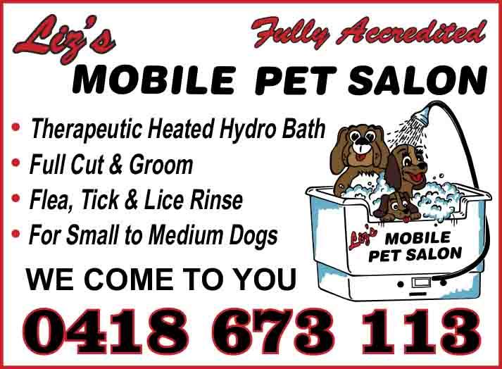 Mobile Pet Salon