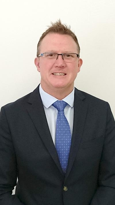 Newcastle businessman Steve Lawler.