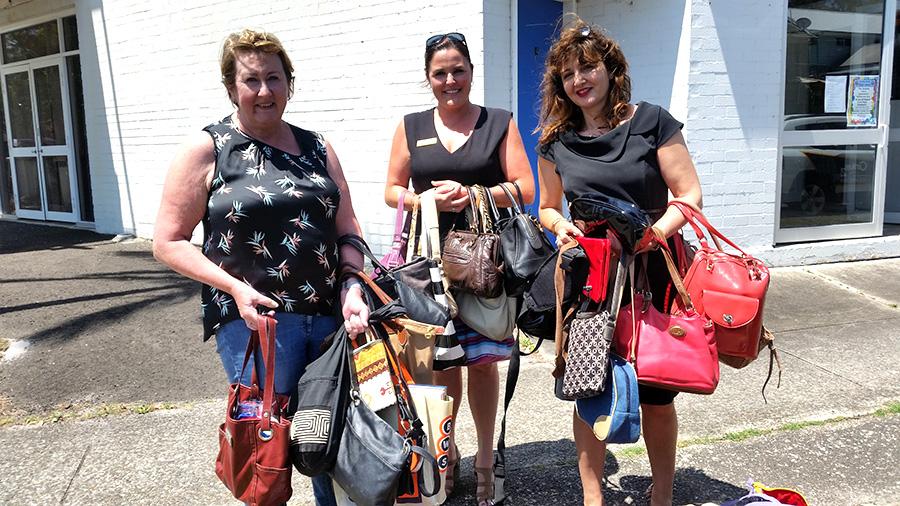 Joanne Kohlhagen, Jodie Genner, Ivy Stevenson.