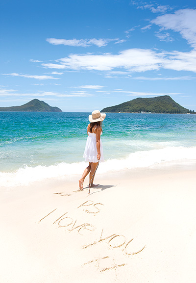 The new Destination Port Stephens Board hopes to lure more visitors to the area's pristine attractions.