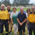 Karuah RSL holds Fire Crews Thankyou Get-together