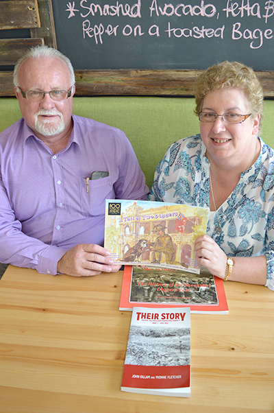 4f0cc39be01b A Tail Of Two Diggers Picture Book Launch – News Of The Area
