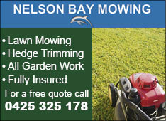 Nelson Bay Mowing