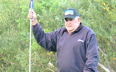 8f6c998ed24b The Twilight Golfers endured the weather to play a great nine-hole round.  The winning golfer