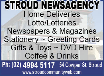 Stroud Newsagent