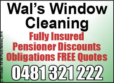 Wal's Property Maintenance
