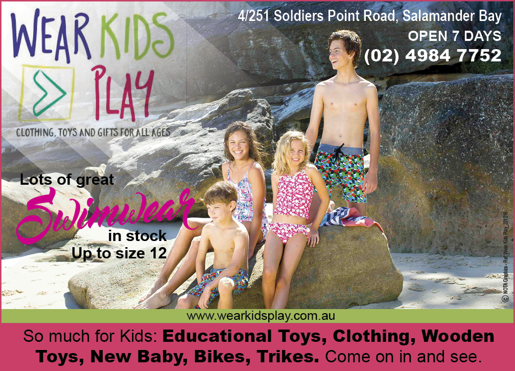 Wear Kids Play