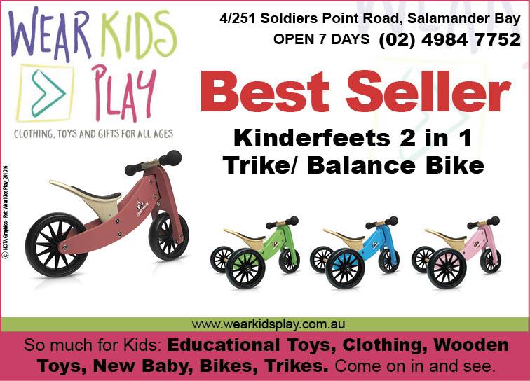 Wear Kids Play