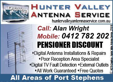 Hunter Valley Antenna Service