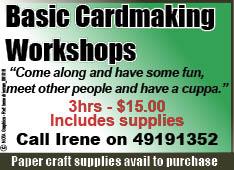 Irene Drieman Card Making