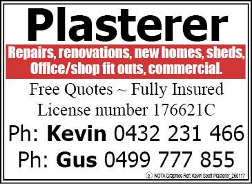 Kevin Scott Plastering