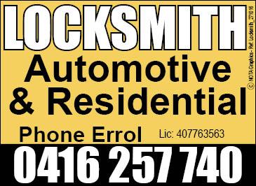 Errol Cole Locksmith