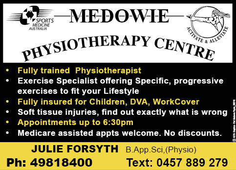 Medowie Physiotherapy Centre