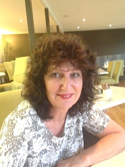 Carol Saunders from Sportz Cafe.