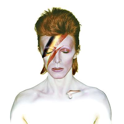 David Bowie by Marc Wathieu.