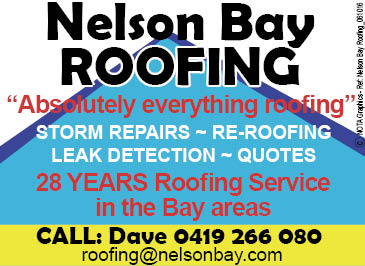 Nelson Bay Roofing PTY LTD