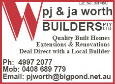 PJ & JA Worth Builders