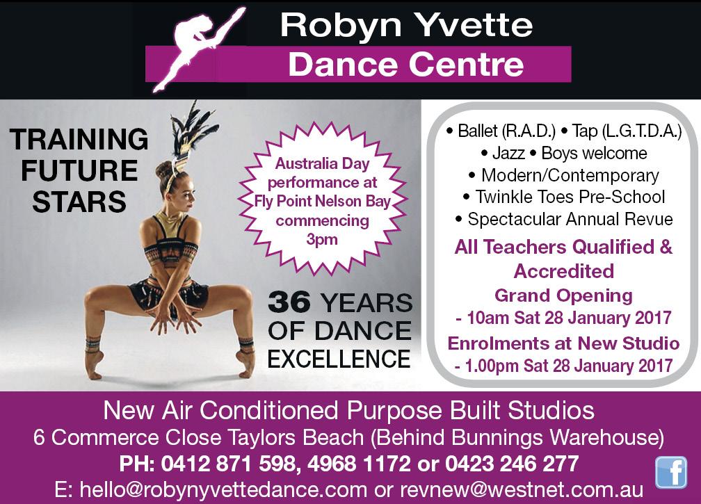 Robyn Yvette Dance Studio