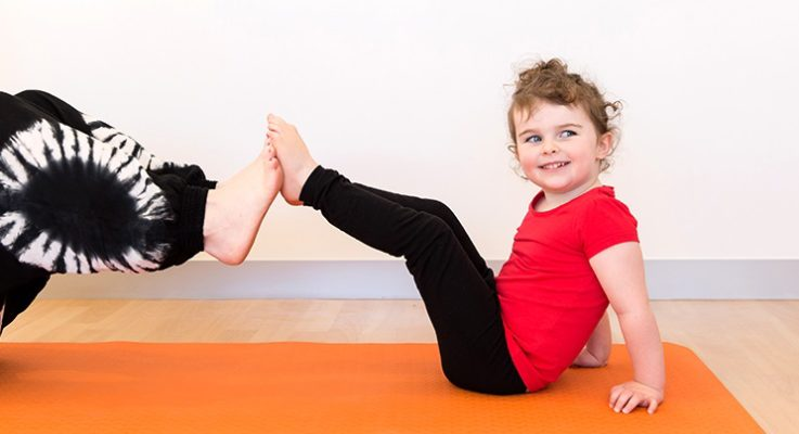 Holiday fun with free Medowie Yoga classes for kids