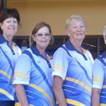 Tea Gardens Women's Bowling Club Championship Fours