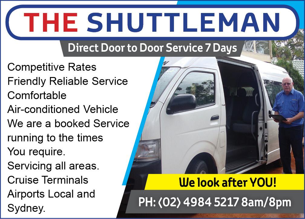 The Shuttleman