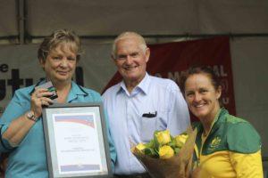 Port Stephens Medal: Tomaree Accommodation Service Inc.