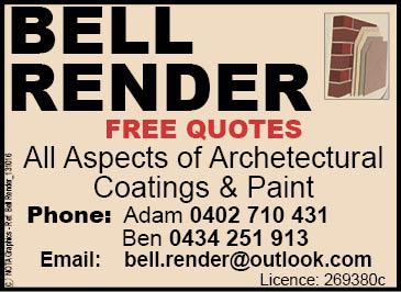 A Bell & B.R bell  (Bell Render)