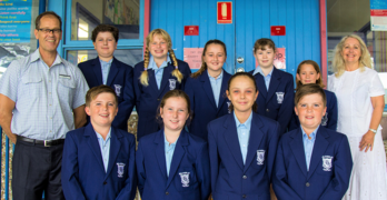Bulahdelah Central School Primary Captains to focus on leadership