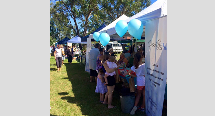 Overflow Church proudly organises our Community Markets every month.