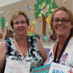 Grandparents Day at the Tea Gardens Library