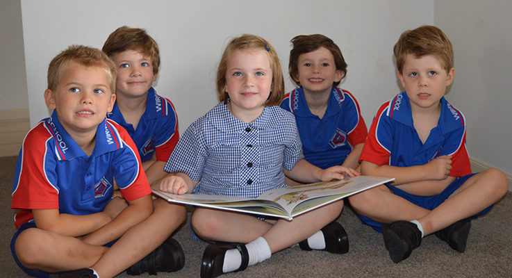 Port Stephens Kindy Kids Ready for Big Start