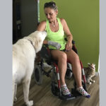 Medowie Mother,Shirley Benn  battles Ross River Fever