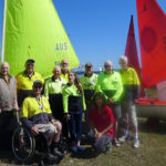 New Equipment To Help Sailability Sailors at the Grahamstown Dam