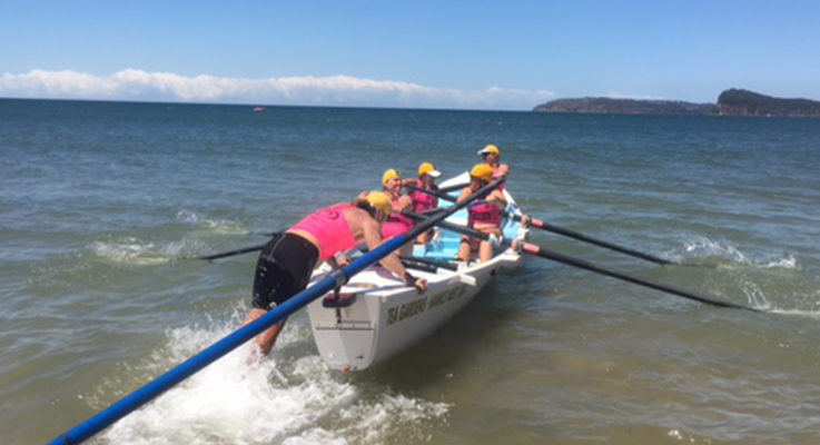 Surfboat and Nippers Success