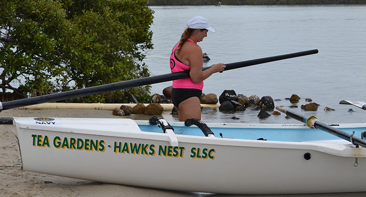 Tea Gardens Hawks Nest Surf Life Savers.