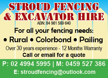 Stroud Fencing & Excavator Hire