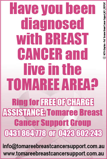Tomaree Breast Cancer Support Group Inc