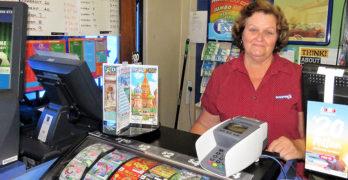 Bulahdelah Jackpot Lottery winner plans to treat his family