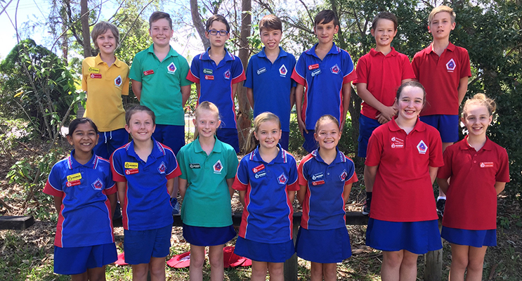 Wirreanda Public School Sports Captains for 2017.