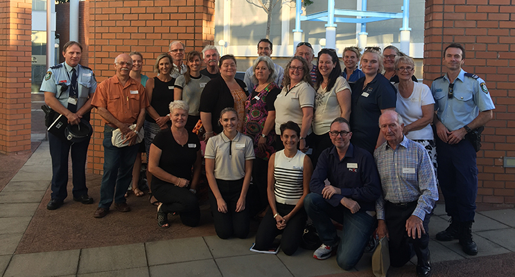 COPSY Executive Committee and Port Stephens Youth Mental Health Coalition met Wednesday night to consider options.