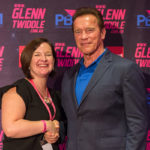 Medowie Agents rub shoulders with The Terminator
